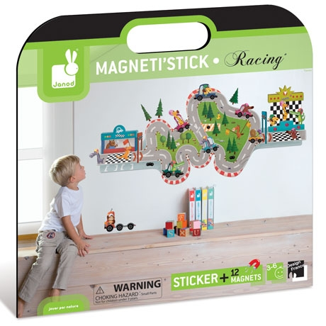 Stick magnetic curse
