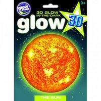 zzSticker 3D Soarele