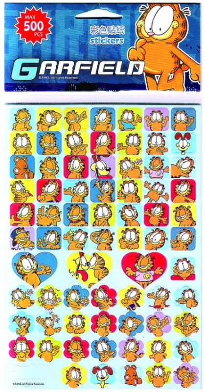 Stickere Garfield,3034