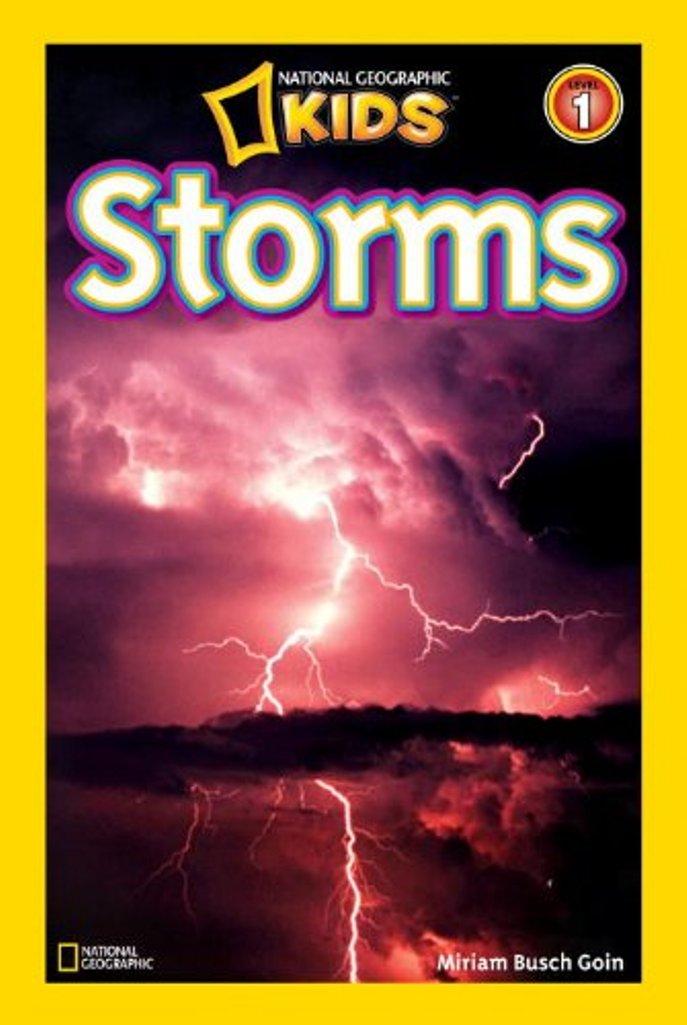 Storms - Miriam Goin