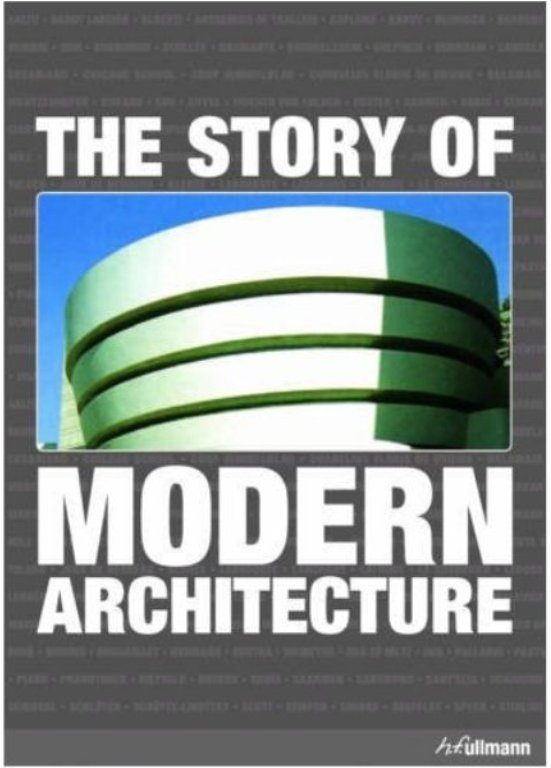 Story of modern architecture - Anna-Carola Kraube