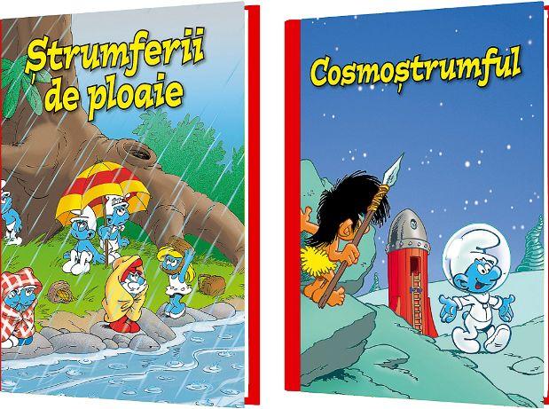 STRUMFERII DE PLOAIE. COSMOSTRUMFUL