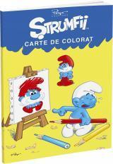 STRUMFII CARTE DE COLORAT