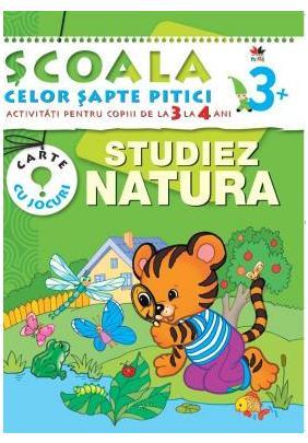 STUDIEZ NATURA 3-4 ANI