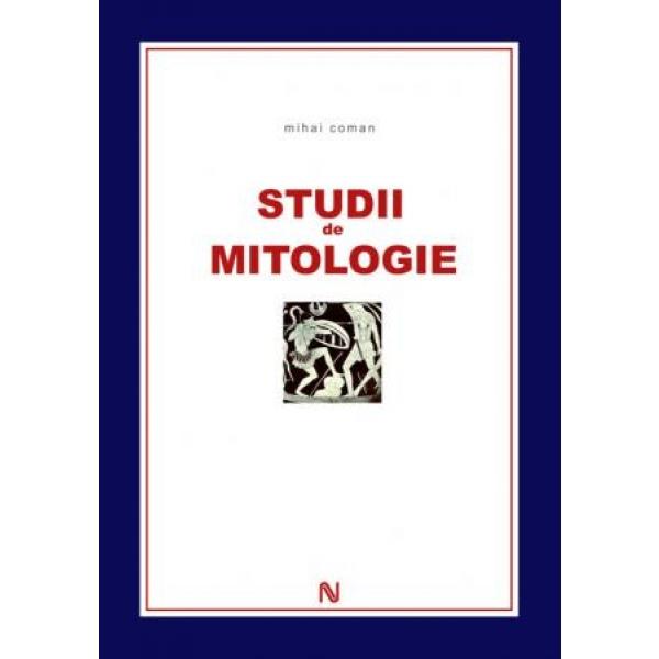 STUDII DE MITOLOGIE .
