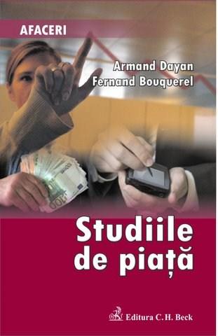 STUDIILE DE PIATA .