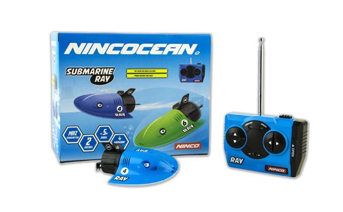 Submarin Ninco,RC,Nincocean