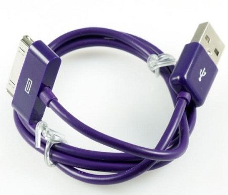 SUN CABLU DATE IPHONE PURPLE