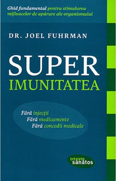 SUPER IMUNITATEA