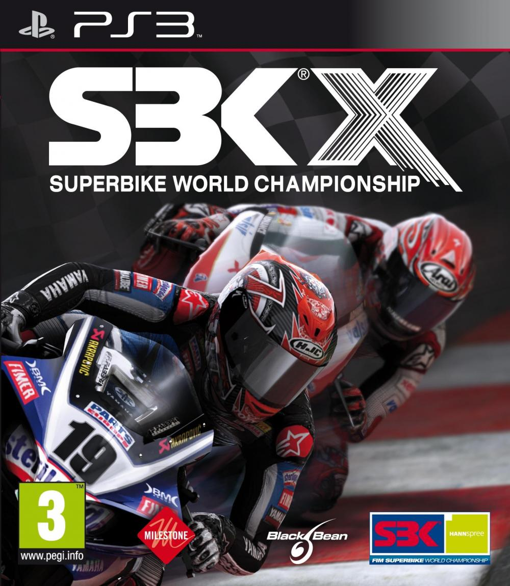 SUPERBIKES X PS3