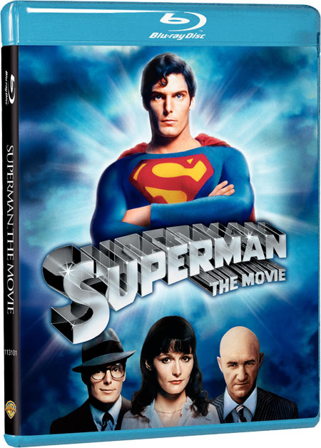 SUPERMAN (BR) SUPERMAN THE MOVIE (BR)