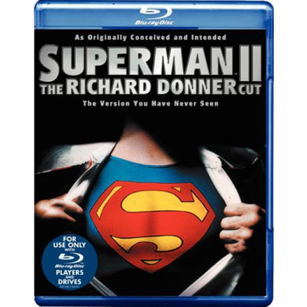 SUPERMAN II: VIZIUNEA REGIZORALA (BR) - SUPERMAN II: RICHARD DONNER CUT (BR)