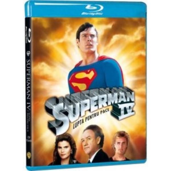 SUPERMAN IV: LUPTA PENTRU PACE (1987) (BR) - SUPERMAN IV (1987) (BR)