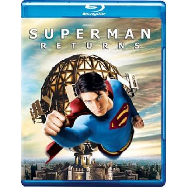 SUPERMAN REVINE (BR) - SUPERMAN RETURNS( 2006) (BR)