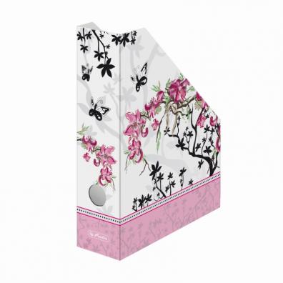Suport documente A4 carton LadyLike Bloom