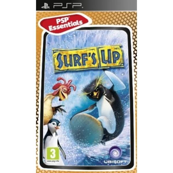 SURFS UP ESSENTIALS - PSP