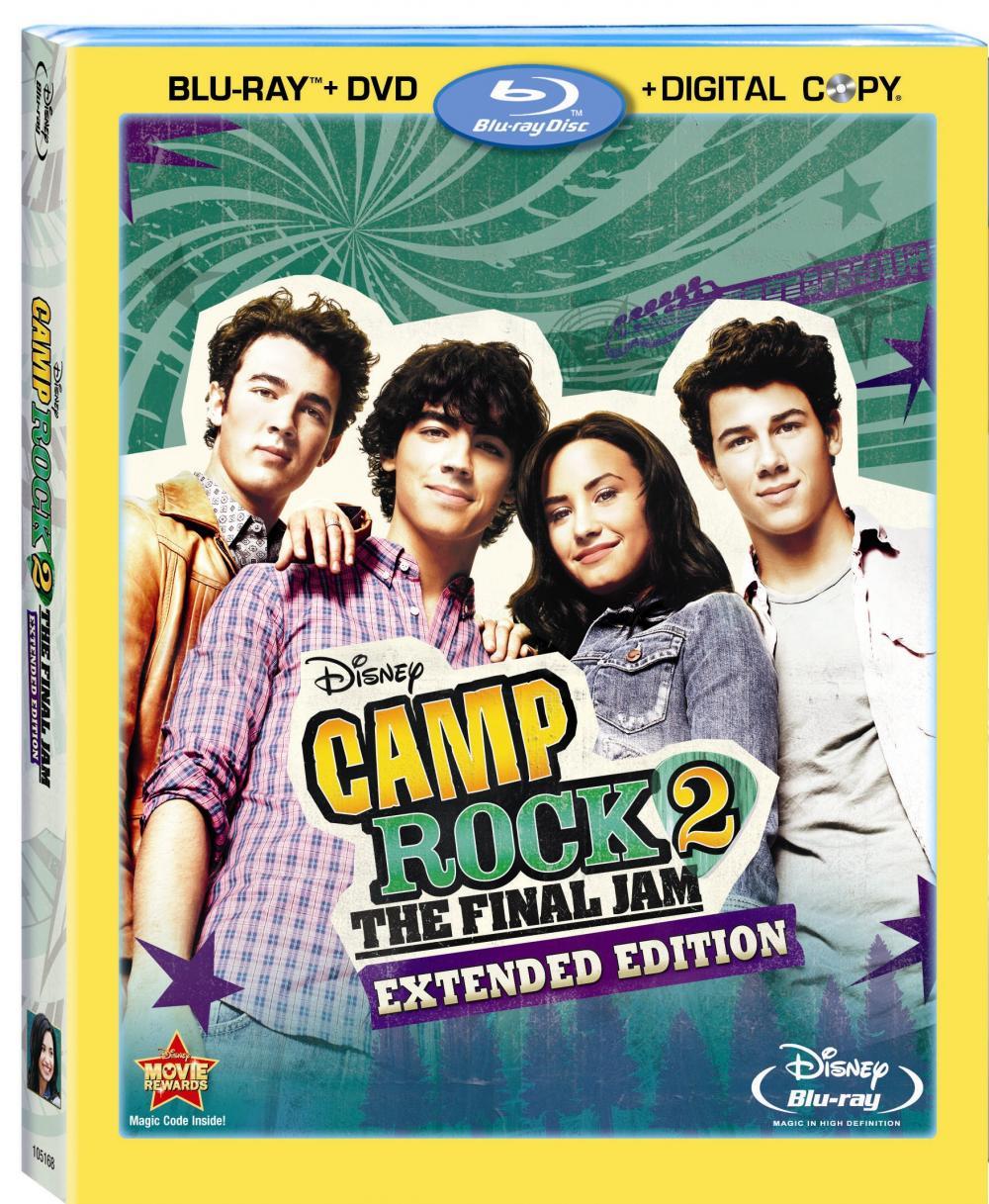 TABARA DE ROCK 2 (BR) CAMP ROCK 2 (BR)