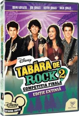 TABARA DE ROCK 2 CAMP ROCK 2