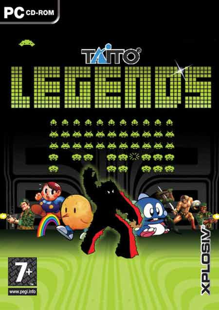 TAITO LEGENDS PC