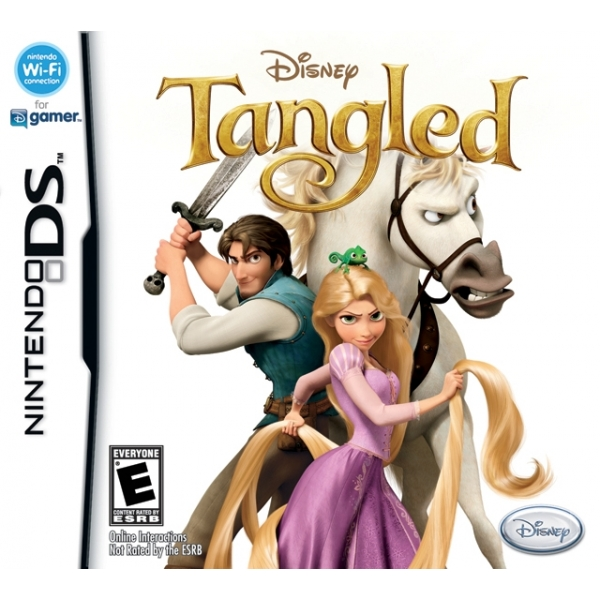 TANGLED DS