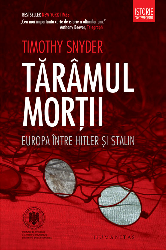 TARAMUL MORTII - EUROPA INTRE HITLER SI STALIN