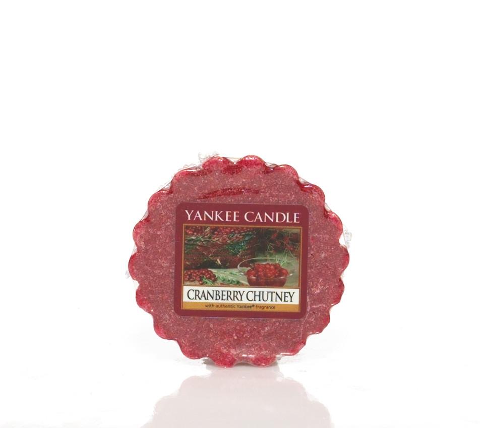 Tarta ceara parfumata CRANBERRY CHUTNEY