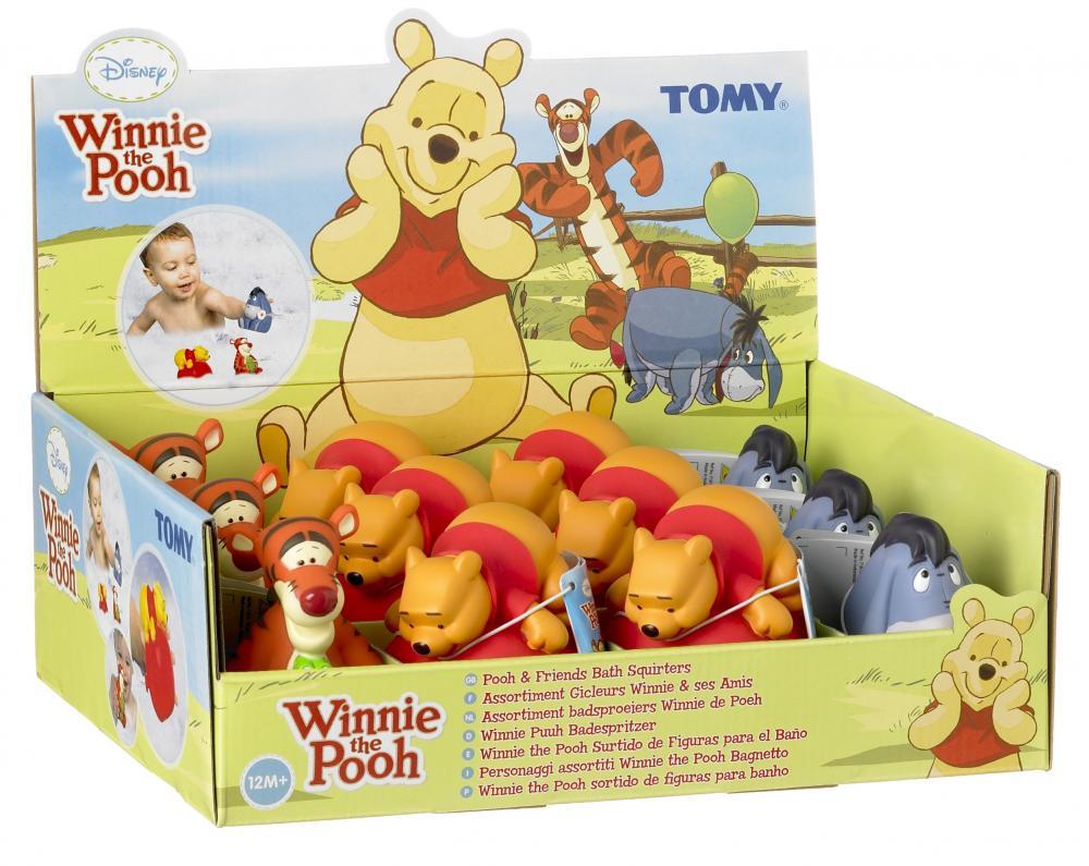 Tasnitori de baie Winnie si prietenii