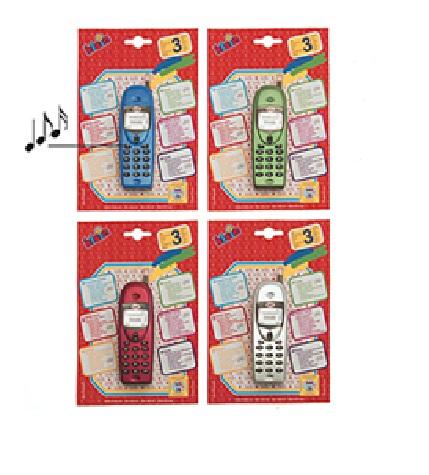 Telefon mobil cu sunete