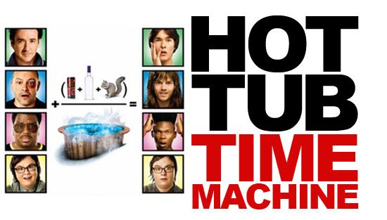 TELEPORTATI IN ADOLESCE HOT TUB TIME MACHINE