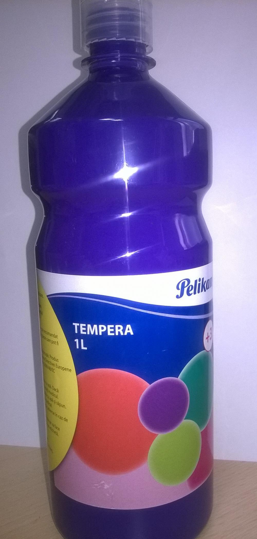 Tempera Pelikan,1L,violet