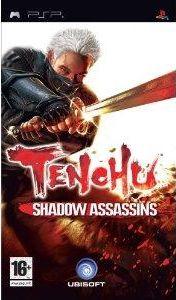 TENCHU 4 SHADOW ASSASSINS PSP ESSENTIALS