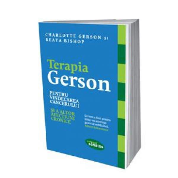 TERAPIA GERSON PENTRU...
