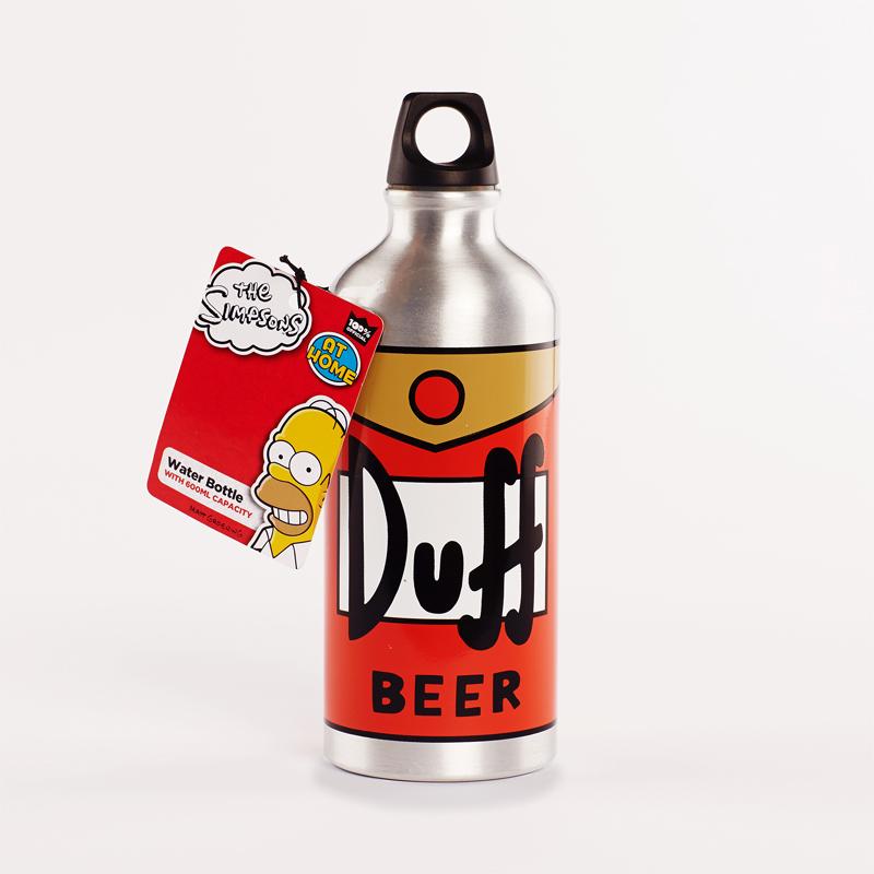 Termos Duff, Simpsons