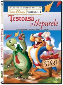 TESTOASA SI IEPURELE TORTOISE & THE HARE
