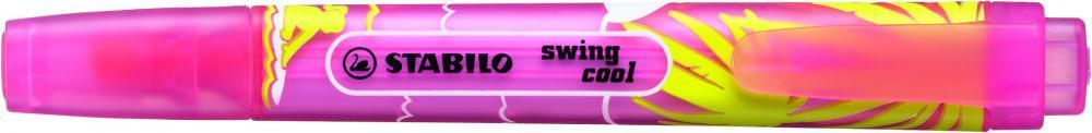 zzTextmarker Stabilo Swing Cool Beach,roz