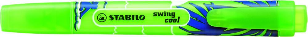 zzTextmarker Stabilo Swing Cool Beach,verde