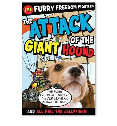 THE ATTAK OF THE GIANT HOUND