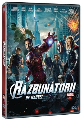 RAZBUNATORII-THE AVENGERS