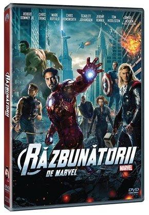 RAZBUNATORII-THE AVENGERS