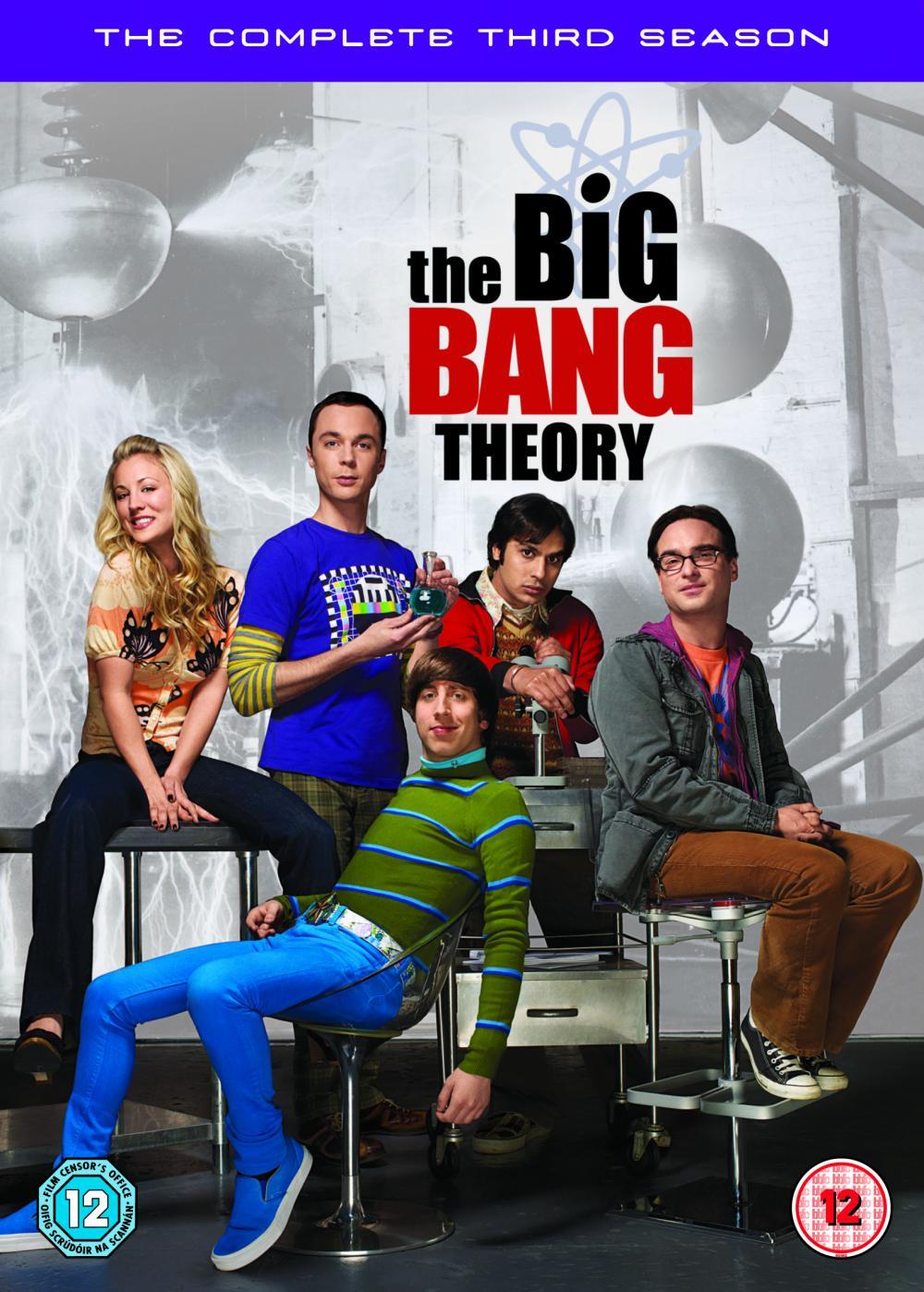 TEORIA BIG BANG SEZONUL BIG BANG THEORY S3