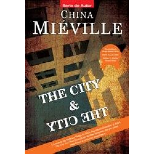 The City And The City, Mieville China