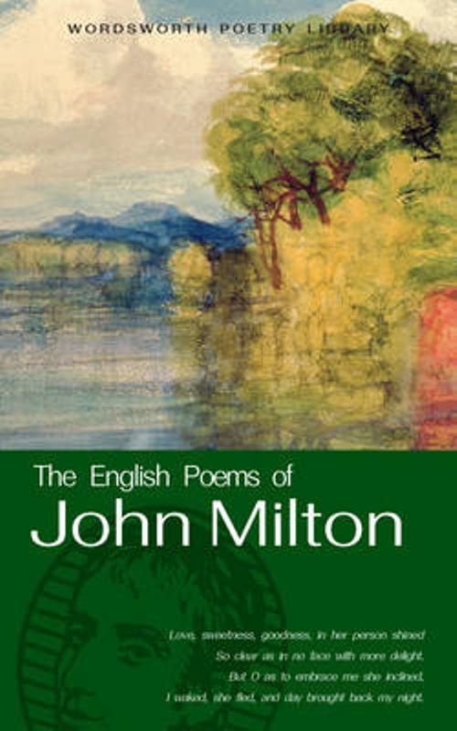 The Collected poems of John Milton