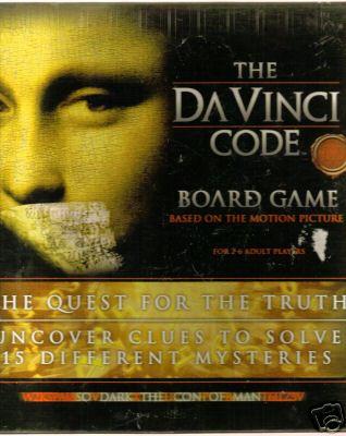 The Da Vinci boardgame
