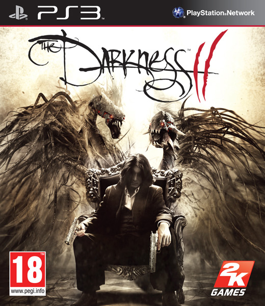 THE DARKNESS 2 LIMITED EDITION - PS3