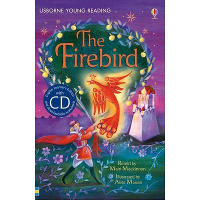 THE FIREBIRD + CD