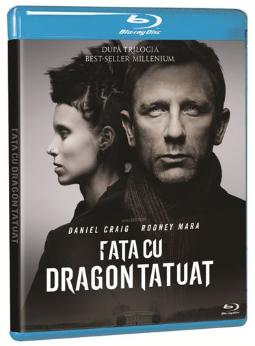 GIRL WITH THE DRAGON TATTOO (2 disc) (BR)