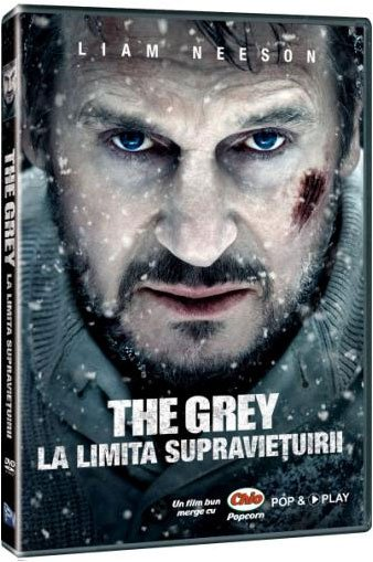 The Grey: LA LIMITA SUPRAVIETUIRIIGREY