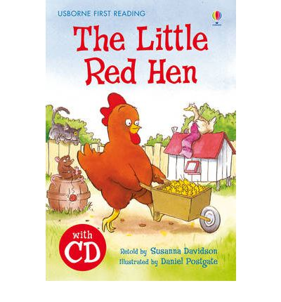 THE LITTLE RED HEN + CD