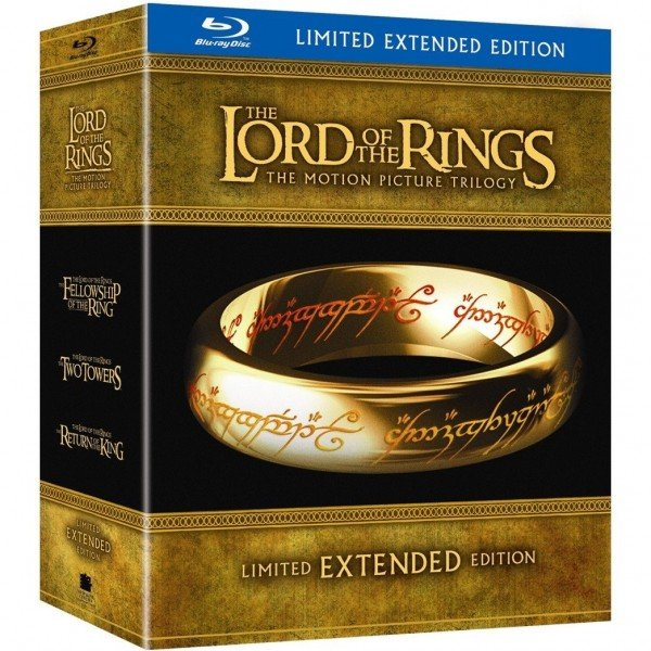 BOX STAPANUL INELELOR (EE) (BR) - BOX LORD OF THE RINGS (EE) (BR)