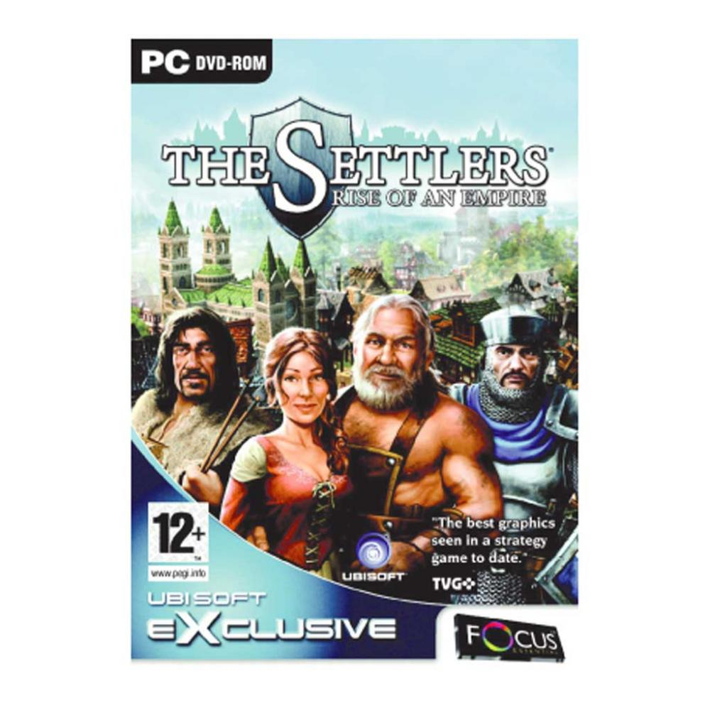 SETTLERS 6 RISE OF AN E ADD ON PC